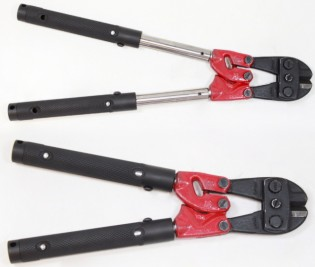 Ruhl Tech Compact Bolt Cutter Push