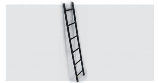 Ruhl Tech Solid Ladder - 6ft