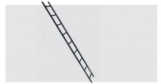 Ruhl Tech Breaching Solid Ladder - 9ft